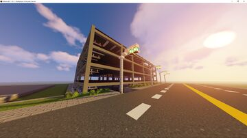 Freedomcity! A city for all of us. Minecraft Server