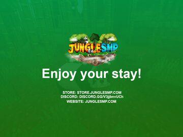 JungleRealms   JAVA & BEDROCK SMP SERVER Minecraft Server
