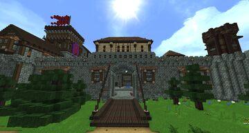 Terra Mater - 1:500 Earth Towny Server Minecraft Server