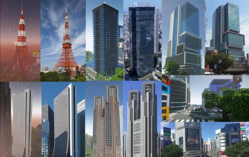 Tokyo - built by Hibasi