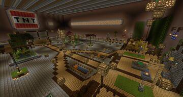 MCTeamTNT Hunger Games massive Server! Subscribe on YouTube (MCTeamTNT)!!! Minecraft Server