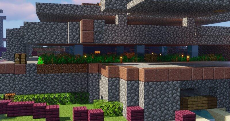 The community farm will rise