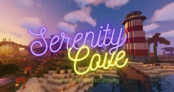 🏝️Serenity Cove 🏝️ 1.17.1   JAVA   18+   Whitelist   Semi-Vanilla   Datapacks   Extra Advancements   North America   LGBTQ+ Friendly Minecraft Server