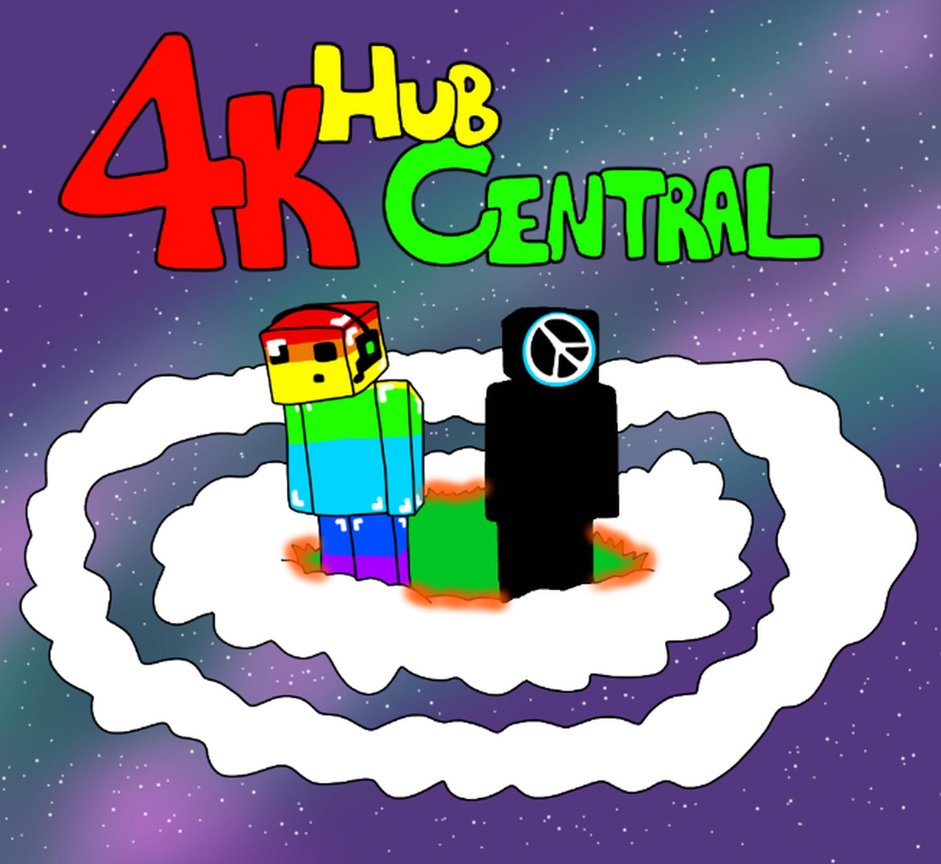 4KHubCentral! 1.8-1.16 - Factions - KitPvP - SkyFall