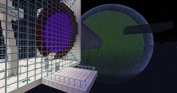 Infinite SMP | Space Survival/Factions Minecraft Server