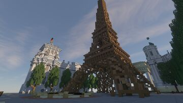 Earth Forge MC (Playable 1.9.X - 1.17.X) Minecraft Server