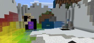 MineArena - Crossplay 1.17.X Minigame server Minecraft Server