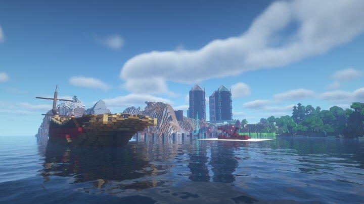 Agradan's Death Port