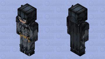 HD The Dark Knight Batman Movie Minecraft Skin