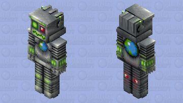 Cyprezz Minecraft Skin