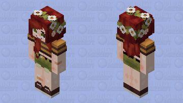 HD Zombeanie 🌼🐝 Minecraft Skin