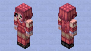 Suwie - Lolita Streamer [Fan Skin] Minecraft Skin