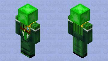 I FOUND ISKALLIUM!!!! - HD Minecraft Skin