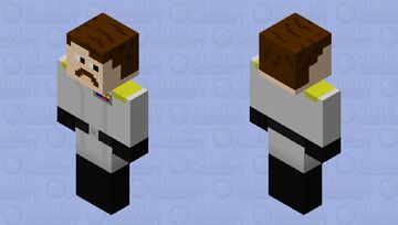 Admiral H E I N Z (high definition) Minecraft Skin