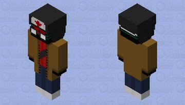 Arstotzka Minecraft Skin