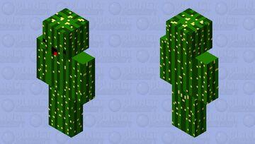 cactus buddy Minecraft Skin