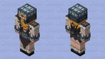 Olaf | League Of Legends | 2x HD Minecraft Skin