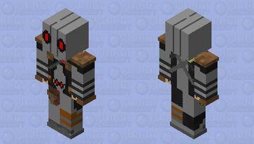 Deadpool (X-Force) Minecraft Skin