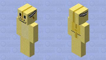 Qibli winds of fire- HD Minecraft Skin