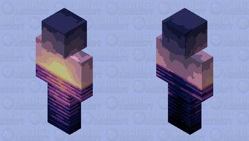 -=Sunrise=- Minecraft Skin