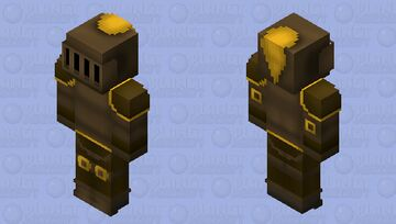 Bronze Armour Set (g) | OSRS Minecraft Skin