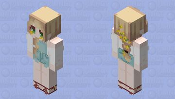 summertime Minecraft Skin