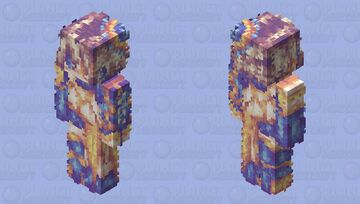 「Don't let the color of that memory slip away just yet…」 Minecraft Skin