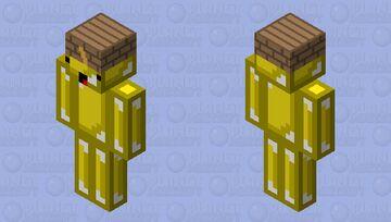 beehive buddy Minecraft Skin