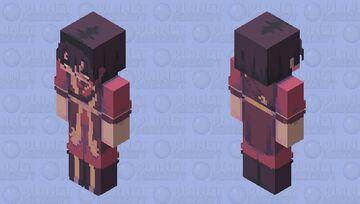zuko | atla Minecraft Skin