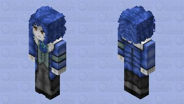 Chesed ( Lobotomy Corporation ) Minecraft Skin