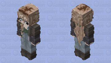 Forest Vibes Minecraft Skin