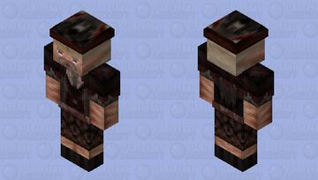 Gilneas Outfit   World Of Warcraft   2x HD Minecraft Skin