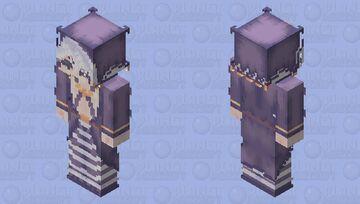 Risottoo Nero - JJBA Minecraft Skin