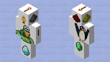 𝓟𝓲𝔁𝓮𝓵 𝓐𝓻𝓽 Minecraft Skin