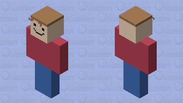 Poop bum Filip Minecraft Skin