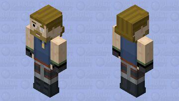 Jack (Minecraft Story Mode) Minecraft Skin