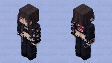 Kei (OC) Minecraft Skin