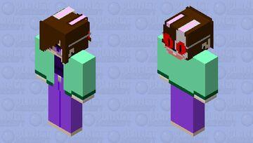 Vanny (FANF) Minecraft Skin