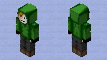 Dream Survivor Minecraft Skin