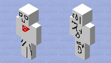 chungdam Minecraft Skin