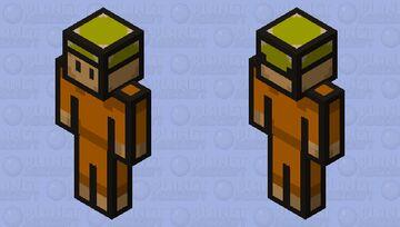Escapist 2 (Me) Minecraft Skin