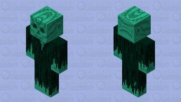 Wraith - my first HD skin Minecraft Skin