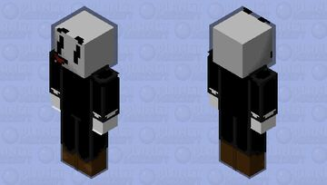 Henry Stickmin (HD Remake) Minecraft Skin