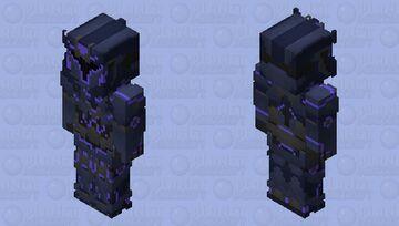 Transformers Prime - Soundwave (test?) Minecraft Skin