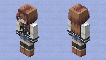 Carefree Minecraft Skin