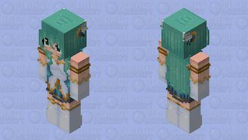 Soraka Minecraft Skin