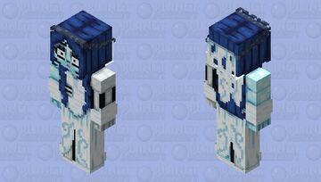 Hopscotch! Minecraft Skin