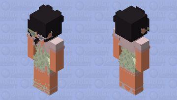 😗😗🍄 Minecraft Skin