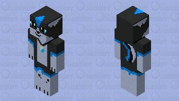 fantasy wolf 2 Minecraft Skin