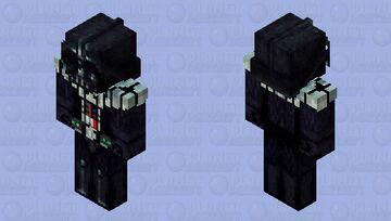 Darth Vader Minecraft Skin